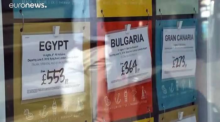 Video: Medien: Bund entschädigt Thomas-Cook-Kunden, die nach der Pleite leer auszugehen drohten