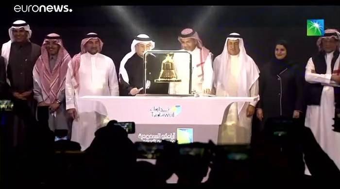 News video: Saudi Aramco: Börsengang der Superlative, aber eine Nummer kleiner als angepeilt