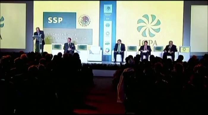 Video: Ex-Minister Mexikos in USA verhaftet: Von El Chapo bestochen?
