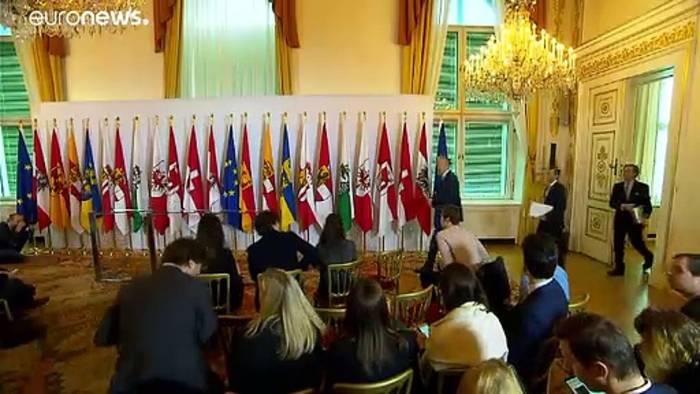 Video: Österreich: Verfassungsrichter kippen Überwachung durch Bundestrojaner