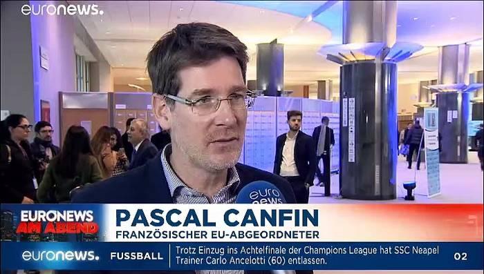 News video: Euronews am Abend   Die Nachrichten vom 11.12.2019