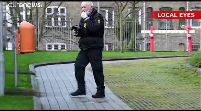 News video: Großangelegte Anti-Terror-Aktion in Dänemark