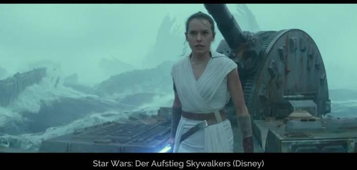 News video: So halten die Macher von «Star Wars» den neuen Film geheim