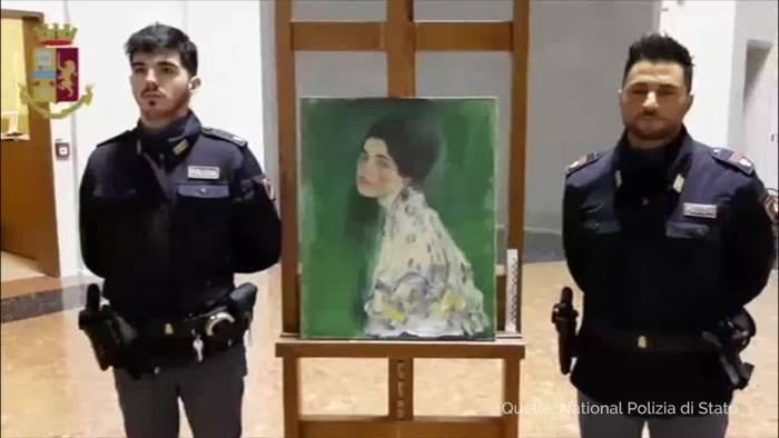 Video: Wertvolltes Gemälde nach 23 Jahren in Müllsack aufgetaucht