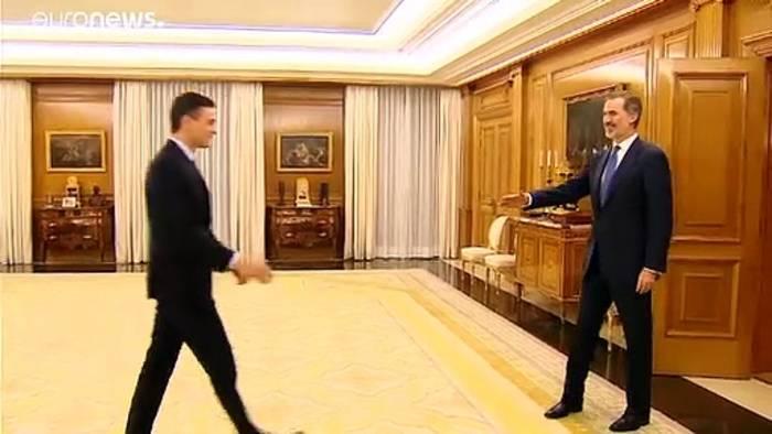News video: Spanien: Pedro Sánchez soll Regierung bilden - nicht leicht in einem fragmentierten Parlament