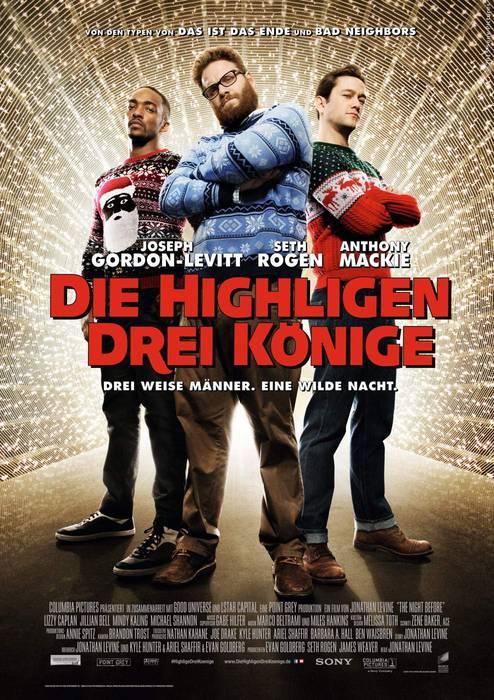 News video: Die Highligen Drei Könige Trailer Deutsch German (2015)