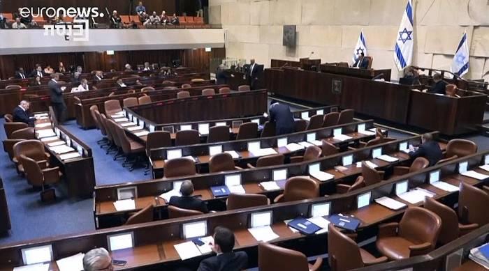 News video: Regierungsbildung gescheitert: Israel wählt zum dritten Mal