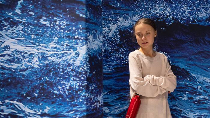 News video: Greta Thunberg ist
