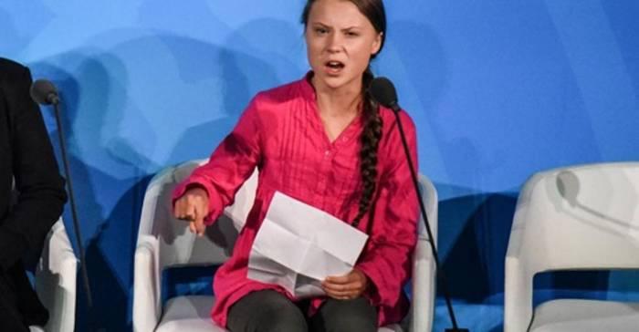 News video: Stimme einer Generation: Das 'Time Magazine' kürt Greta Thunberg zur 'Person Of The Year'