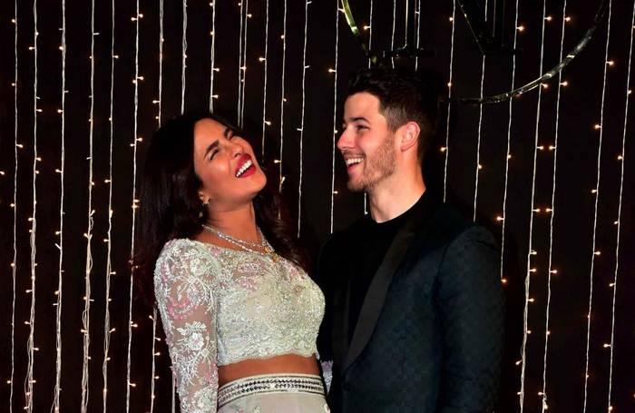 News video: Nick Jonas und Priyanka Chopra kündigen Amazon-Serie an