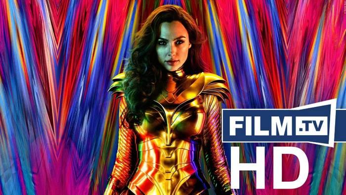 News video: Wonder Woman 1984 Trailer Deutsch German (2020)