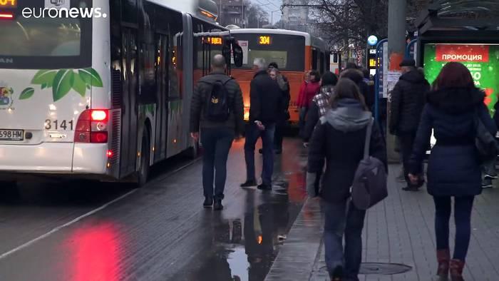 Video: Dicke Luft über Sofia