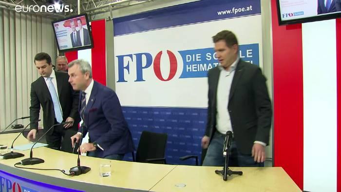 News video: Heinz-Christian Strache aus FPÖ ausgeschlossen