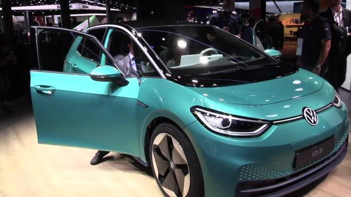 News video: Der Sound der Elektromobilität - Volkswagen ID.3 macht mit eigenem Fahrgeräusch auf sich aufmerksam