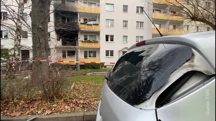 Video: Ein Toter und Verletzte nach Explosion in Blankenburg (Harz)