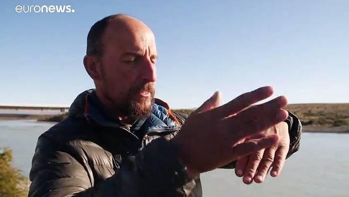 News video: Klimawandel in Patagonien