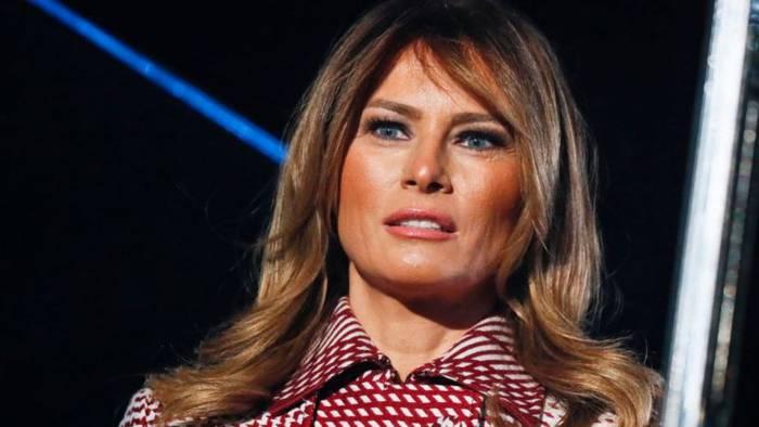 News video: Frau gibt 65.000 Dollar für Schönheits-OPs aus, um auszusehen wie Melania Trump