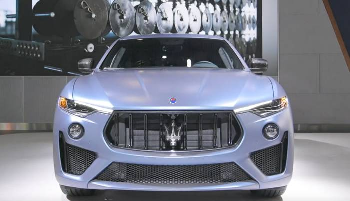 Video: Maserati Levante GTS ONE OF ONE - Ray Allen