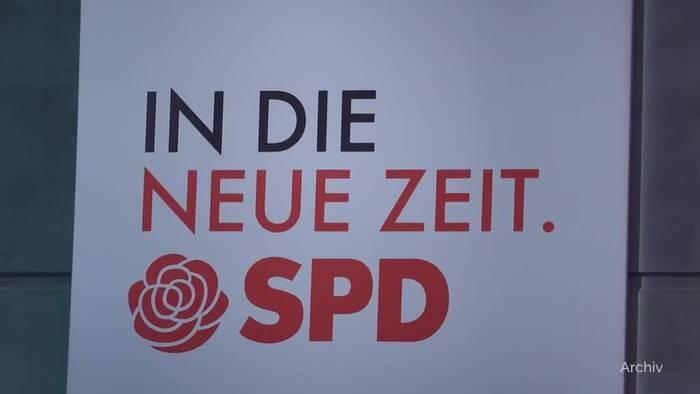 News video: Neuer SPD-Chef: Erben und Top-Verdiener stärker besteuern