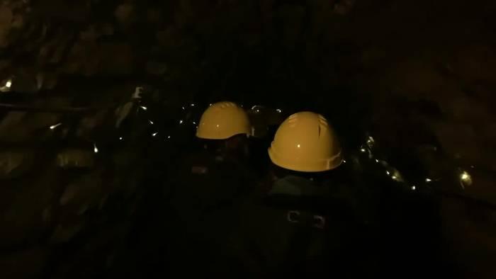News video: Weihnachtsmarkt unter Tage öffnet in Goslarer Bergwerk