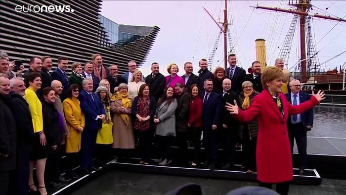 News video: Schottland: Rückenwind für neues Unabhängigkeitsreferendum