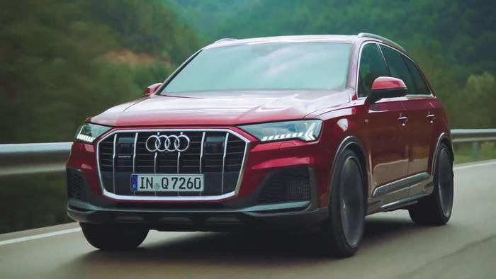 News video: Der Audi Q7 Mild-Hybrid-Technologie in Serie - der Antrieb