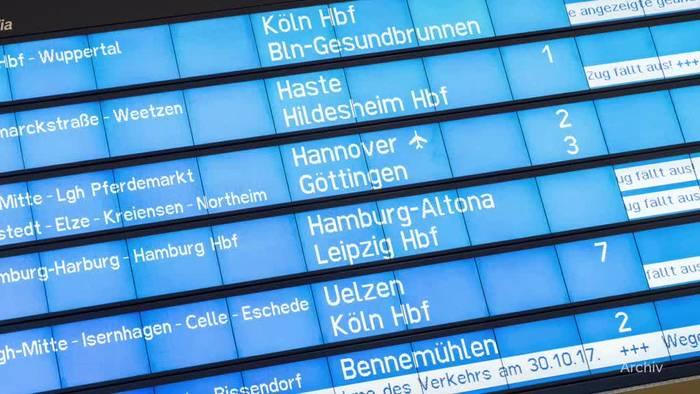 News video: Fahrplanwechsel der Bahn - mehr Züge, mehr Tempo