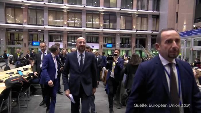 News video: UN-Klimagipfel einigt sich auf Abschlusserklärung