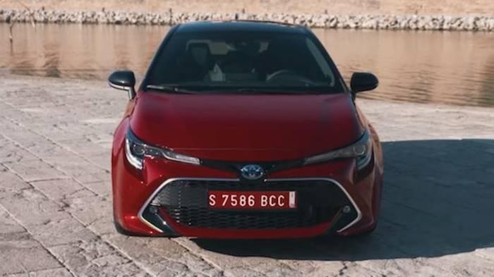 News video: TOYOTA Corolla 2.0 Hybrid – die Neuauflage des meistverkauften Autos aller Zeiten