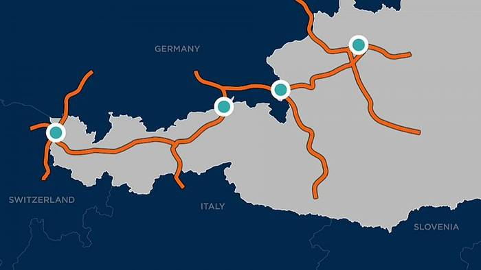 News video: Grenze zu Deutschland: Hier gibt es in Österreich keine Maut mehr