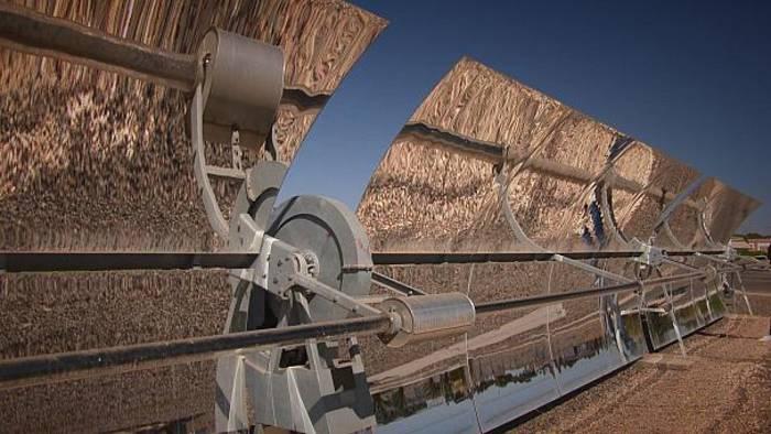 News video: Gut Putzen: Was Sonnenenergie an Wasser verbraucht