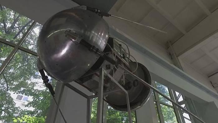 News video: Sputnik - mehr als bloß ein Satellit