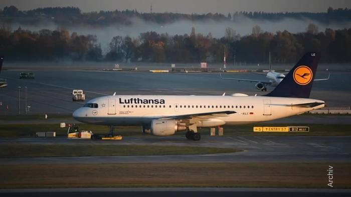 Video: Verdi bestreikt am Donnerstag Lufthansa-Küchen