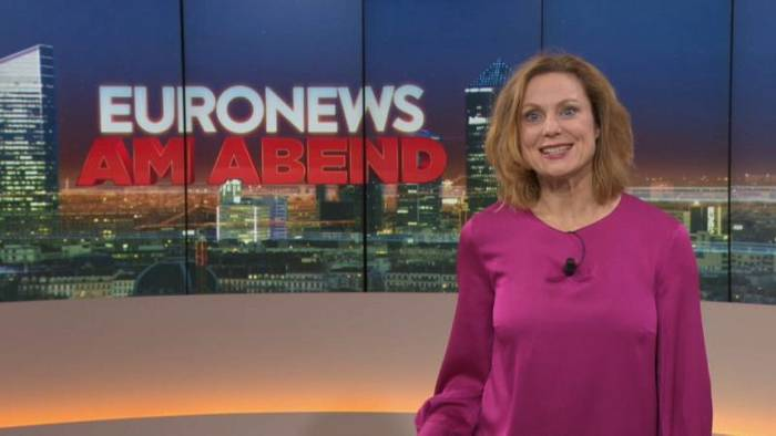 Video: Euronews am Abend | Die Nachrichten vom 18.12.2019