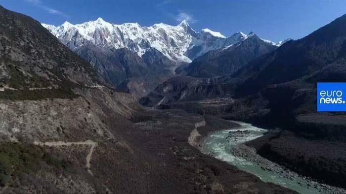 News video: Schmelzende Gletscher in Tibet haben Folgen anderswo auf der Erde