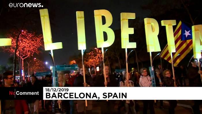 Video: Die Königlichen gegen Katalonien - politischer könnte Fussball kaum sein