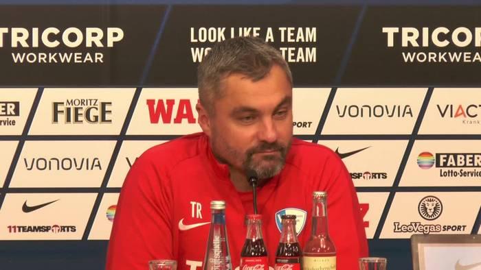 Video: Pressekonferenz des VFL Bochum vor dem Heimspiel gegen Regensburg
