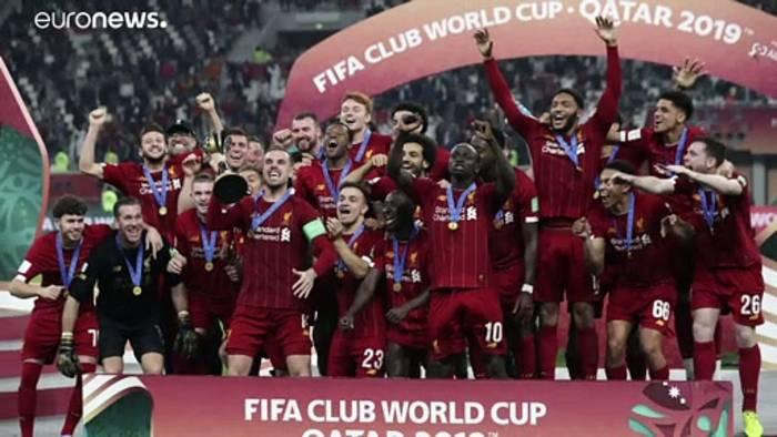 News video: FC Liverpool holt sich die Club-Weltmeisterschaft