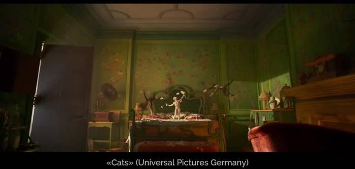 Video: «Cats»-Darsteller Ian McKellen mag keine Katzen