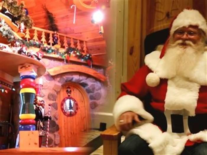 News video: Das ist die weltweit erste Schule für Weihnachtsmänner