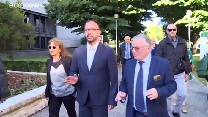 Video: Italien: Bildungsminister Fioramonti reicht Rücktritt ein