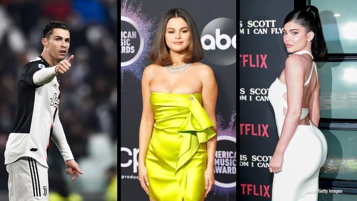 News video: Diese Stars haben auf Instagram die meisten Abonnenten