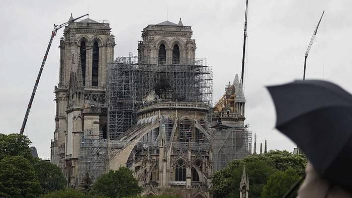 Video: Nach der Brandkatastrophe: So wird Notre Dame wieder aufgebaut