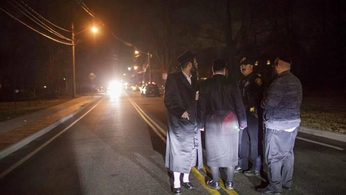 Video: 5 Verletzte bei Messerangriff in Haus eines Rabbis bei New York