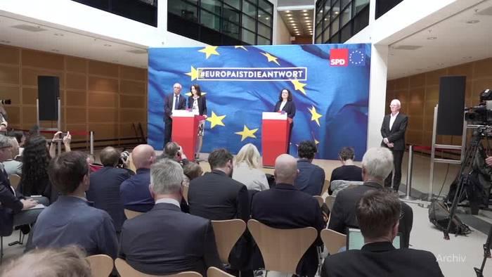 Video: Nahles und Co.: Die Aufsteiger und Absteiger 2019