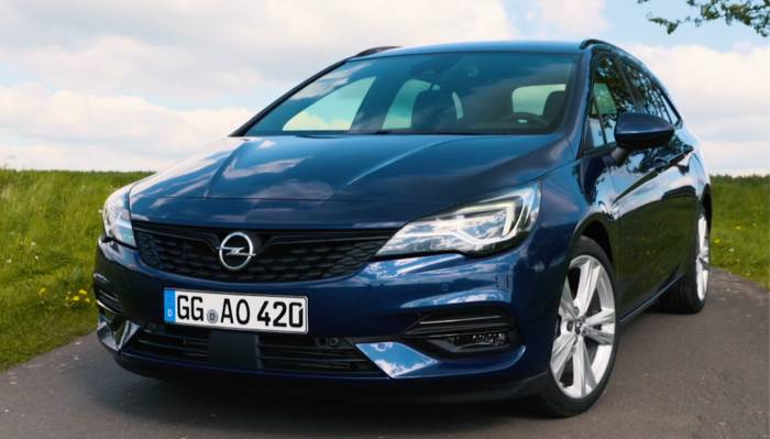 Video: Der neue Opel Astra Highlights