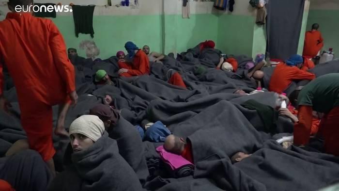 """Video: Schweizer in syrischer Haft: """"Nicht jeder hier ist ein Terrorist"""""""