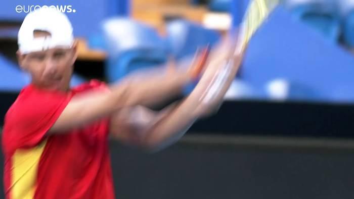 Video: ATP-Cup: Neues Tennis-Mannschaftsturnier in Australien