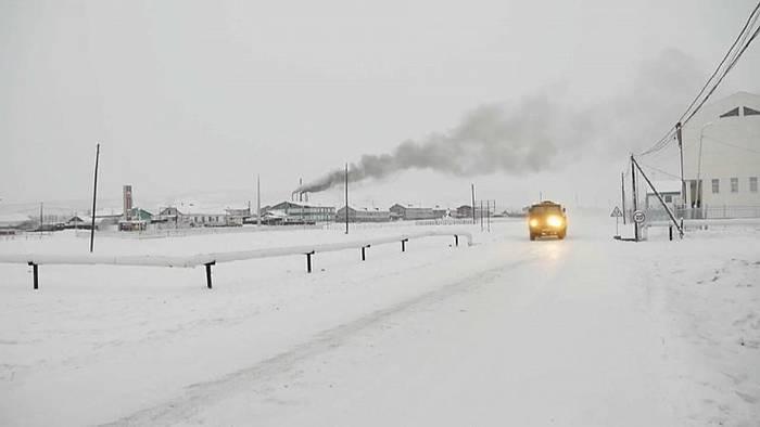 News video: Minus 45 Grad: Jakutien ist der Kühlschrank der Erde