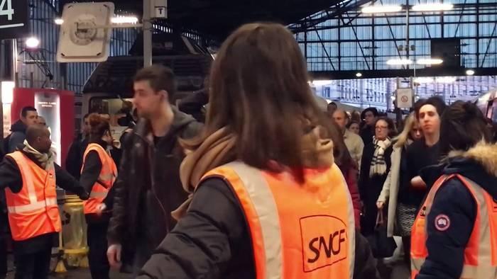 News video: Revolution auf Schienen: Frankreichs Bahn ist nun Aktiengesellschaft